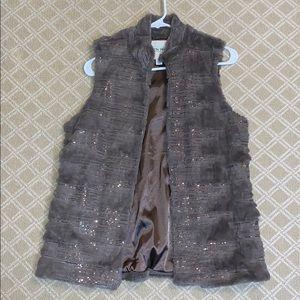 Women's Boston Proper Faux Fur Vest
